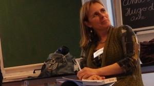 stemtrainer Hva Academie, Fransje van Luin